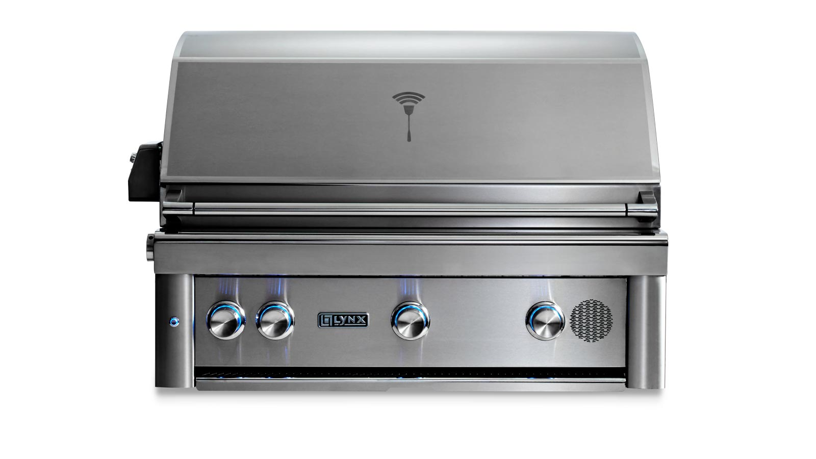 "Lynx 36"" Professional Built-in Smart Grill With Rotisserie"