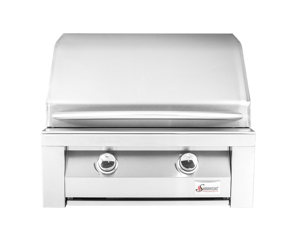 Summerset Builder 30 built-in grill - Old Station ... on Summerset Outdoor Living id=42537